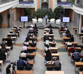 The State University of Management creates educational projects in Varwin Education